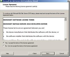 biztalk-License-Agreement-screen