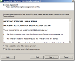 biztalk-License-Agreement-screen
