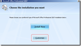 install-office-excel-installation-type
