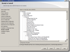install-sql-Ready-to-Install-screen