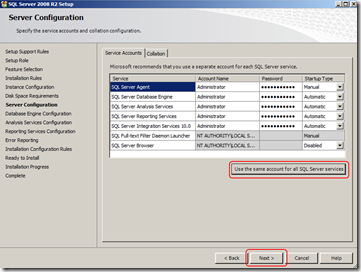 install-sql-Server-Configuration-screen