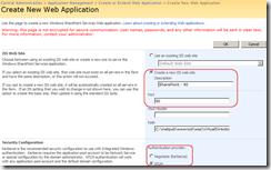 SharePoint-admi-create-new-application