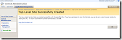 SharePoint-create-site-collection-finish