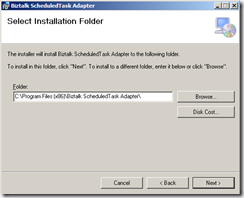 Scheduler-Task-Adapter-installation-folder-screen