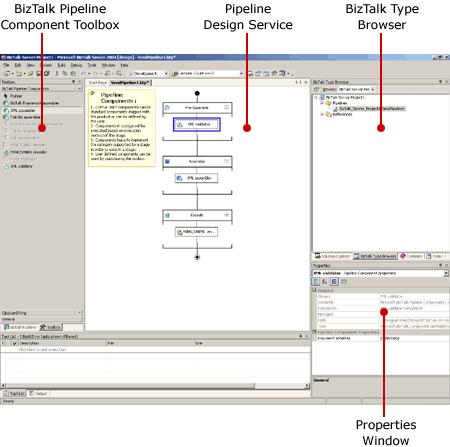 Call a custom .NET component from BizTalk 2006 - CodeProject