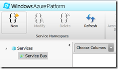 Windows-Azure-Service-Namespace