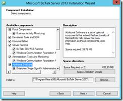 BTS-2013-05-Installation-Component-Installation-screen