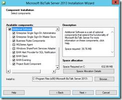BTS-2013-06-Installation-Component-Installation-screen