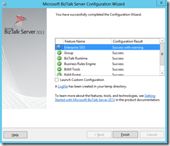 BTS-2013-17-Configuration-Completion-screen