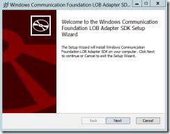 BTS-2013-Adapter-Pack-03-Welcome-Windows-Communication-Foundation-LOB-adapter-SDK-Setup-Wizard-screen