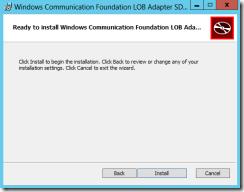 BTS-2013-Adapter-Pack-06-Ready-install-WCF-LOB-adapter-SDK-screen