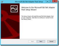 BTS-2013-Adapter-Pack-09-Welcome-Microsoft-BizTalk-Adapter-Pack-Setup-Wizard-screen