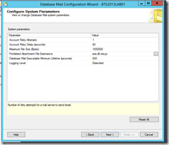 BTS-2013-Database-Mail-Configure-System-Parameters