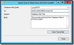 BTS-2013-Database-Mail-Send-Test-E-Mail-parameters