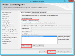 BTS-2013-SQL-2012-Database-Engine-Configuration