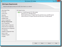 BTS-2013-SQL-2012-Disk-Space-Requirements