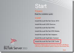 BTS-2013-UDDI-01-Install-Microsoft-BizTalk-ESB-Toolkit