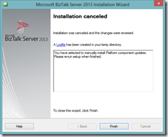 BizTalk-Server-2013-redistributable-prerequisites-canceled