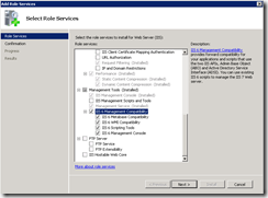 IIS-Select-Roles-Services