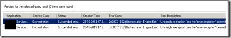 0XC0C01B52-Orchestration-Engine-Error