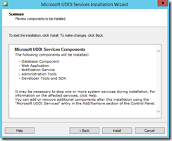 123-BizTalk-Server-2013-R2-Microsoft-UDDI-Services-summary