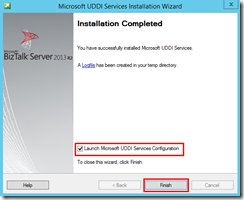124-BizTalk-Server-2013-R2-Microsoft-UDDI-Services-installation-completed