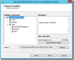 135-BizTalk-Server-2013-R2-BizTalk-ESB-Toolkit-component-installation