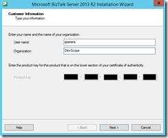 56-BizTalk-Server-2013-R2-installation-customer-information-screen