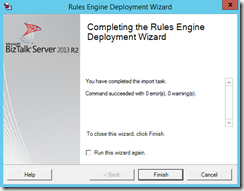 16-BTS2013R2-Business-Rules-Engine-Deployment-Wizard-complete