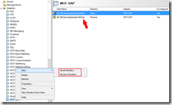 BizTalk-Administration-Console-Register-WCF-SAP-adapter-add-receive-send-handlers