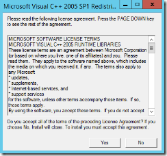 Microsoft-Visual-C  -2005-SP1-Redistributable-Package-x86