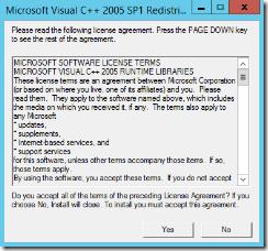 Microsoft-Visual-C  -2005-SP1-Redistributable-Package-x86