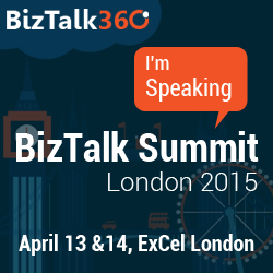 BizTalk Summit 2015 London