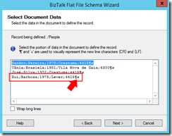 01-BizTalk-Flat-File-Schema-Wizard-Select-Document-Data-Page-CR-LF