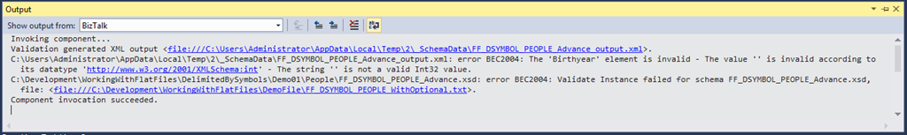 codesynthesis xsd instance document parsing failed