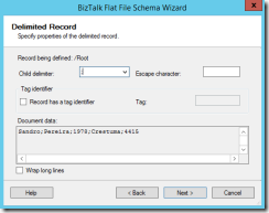 20-BizTalk-Flat-File-Schema-Wizard-Delimited-Record-Page