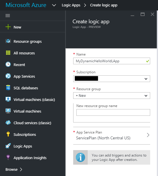 how to create free account in azure