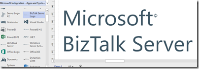 Because BizTalk Server 2016 is almost here… take a look to the new BizTalk Server logotype